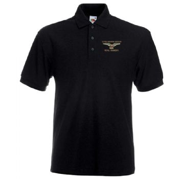 52 Fld Sqn (Airfields) Embroidered Polo Shirt